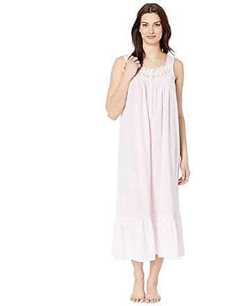 7b33fd2a39 Eileen West Cotton Circle Clip Dot Ballet Nightgown (Solid Rose) Womens  Pajama