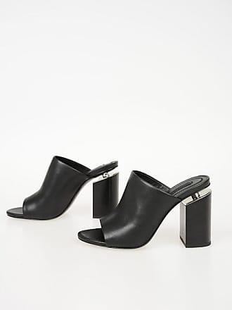 Alexander Wang 10 cm Leather AVERY Mules size 40