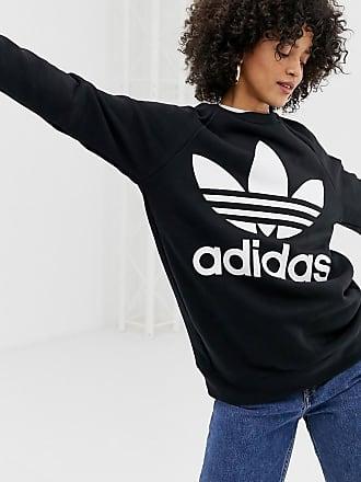 adidas Originals - Coeeze - Heidegraues Fleece Sweatshirt