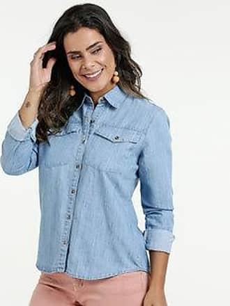 Blusas De Manga Longa (Hipster)  Compre 44 marcas com até −80 ... 06d3dea5d8632