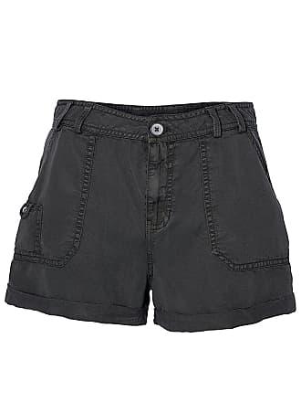O Neill 5 Pkt Drapey - Shorts für Damen - Grau 13401c71ae