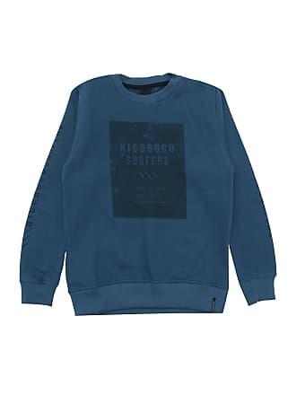 NICOBOCO Blusa Nicoboco Menino Frontal Azul
