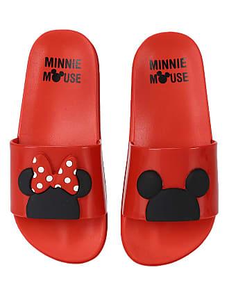 Grendene Chinelo Slide Infantil Grendene Minnie
