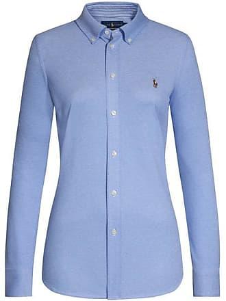 fddbb500d14cad Polo Ralph Lauren Hemdbluse (Blau) - Damen
