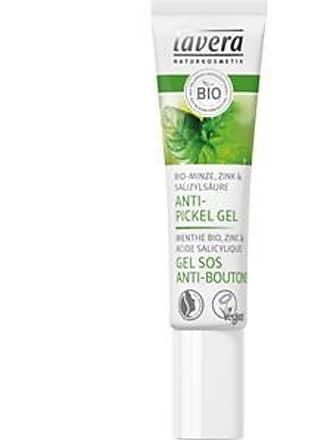 Lavera Tagespflege Bio-Minze, Zink & Salizylsäure Anti-Pickel Gel 15 ml