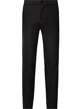 Lululemon Commission Slim-fit Warpsteme Trousers - Black