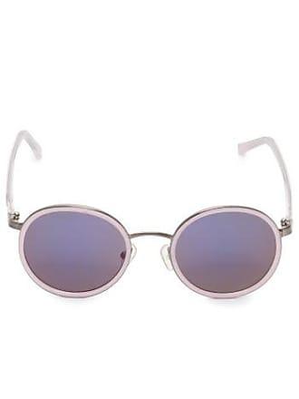 HELENA BORDON Óculos Didi Espelhado Helena Bordon - Roxo a1aa94ed24