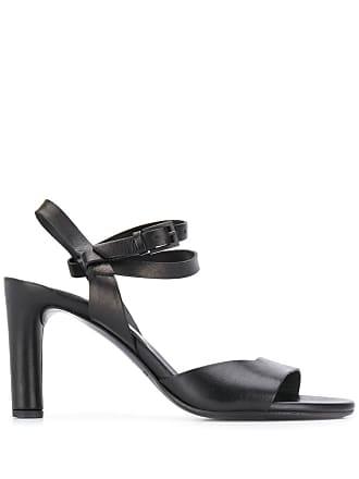Del Carlo open toe sandals - Preto