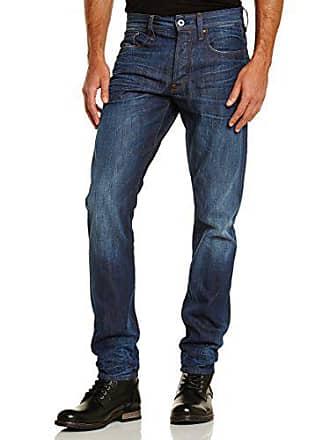 accebf47 G-Star Mens 3301 Tapered Leg Jean In Haze Denim Medium Aged, Medium Aged