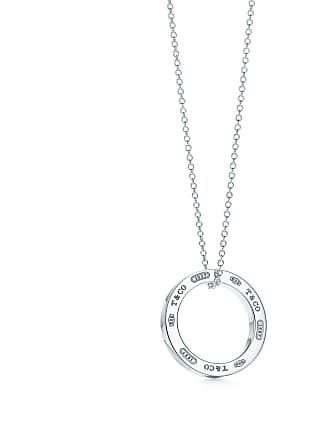 494ab477921f Tiffany   Co. Tiffany 1837 circle pendant in sterling silver
