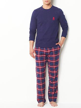 dc6b9876cc La Redoute Collections Pyjama, reine Baumwolle - ROT - LA REDOUTE  COLLECTIONS