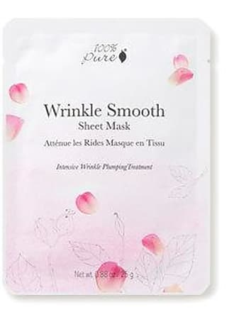 100% Pure Sheet Mask: Wrinkle Smooth