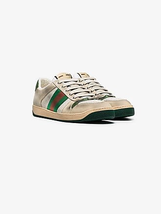 193833d49 Gucci Leather Sneakers for Men: 247 Items | Stylight