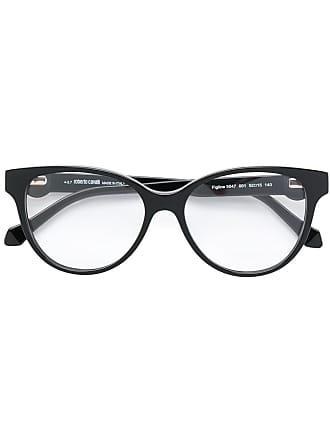 d252bf30a2531 Roberto Cavalli Armação de óculos arredondada - Preto