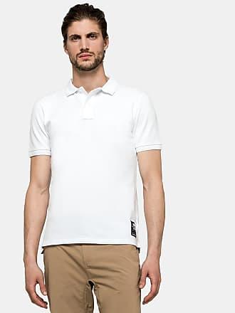 Sundek polo shirt in stretch nori pique