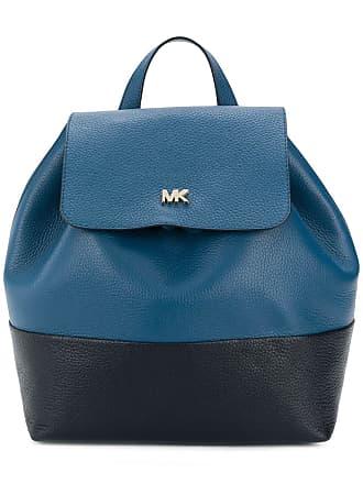 Michael Michael Kors Mochila de couro - Azul