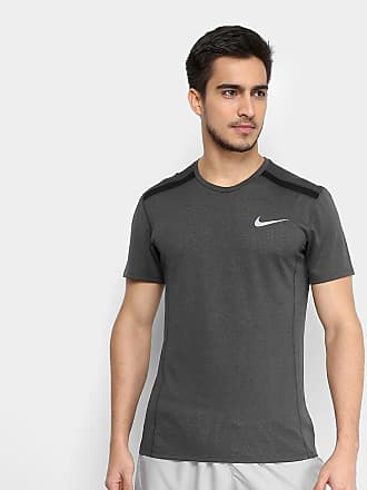 Nike Camiseta Nike Dry Cool Miler SS Masculina - Masculino ebb422bd2654b