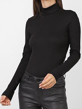 Vero Moda Blusa Vero Moda Canelada Preta