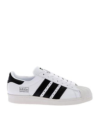 c2cfede980f adidas Originals Superstar 80s sneakers in white