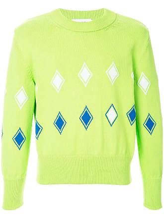 Namacheko Suéter de tricô - Verde