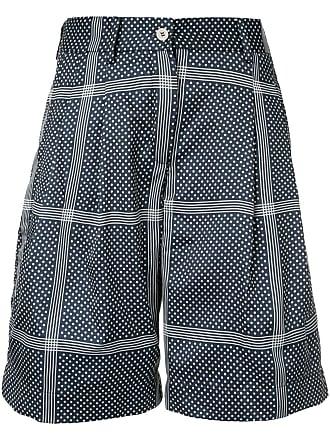 JEJIA polka dot shorts - Azul