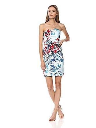 9b658f56826f Parker Womens Josephine Strapless Embellished Fitted Mini Dress