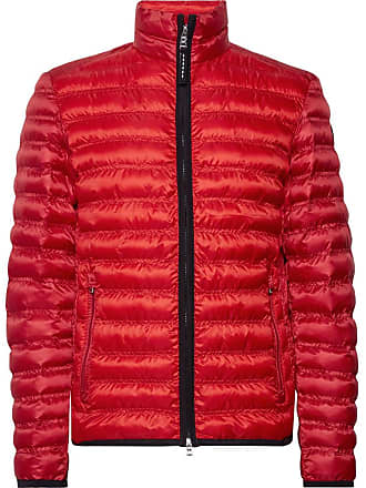 Bogner Natan Slim-fit Quilted Ripstop Jacket - Red ab6bc1a67