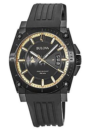 adb2e03449c Bulova Relógio Bulova Precisionist Grammy Limited Edition 98B294