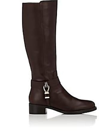 135ee08227d767 Barneys New York Womens Leather Riding Boots - Dk. brown Size 6