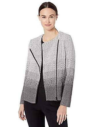 Nic+Zoe Womens Connect The Dots Jacket, Multi 2X