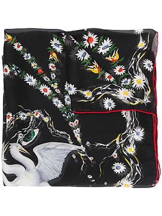 Givenchy Encharpe estampado - Preto