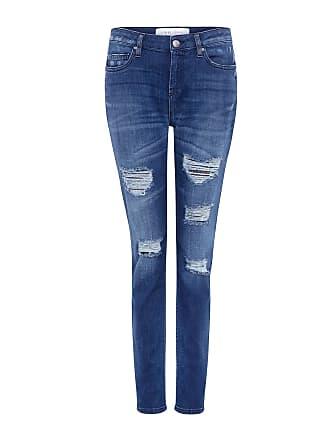 Iro SUNNY Skinny Jeans Denim Blue