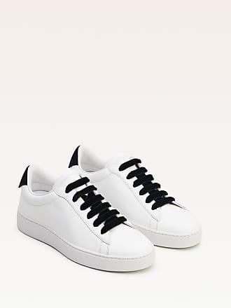 Alexandre Birman Centro Leather Sneaker - 35 Black Leather