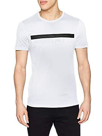 3b49042106 Antony Morato T-Shirt Basica Regular con Stampa Morato Embossed
