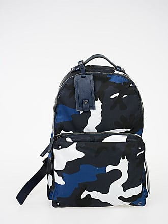 e6d758ac96 Valentino GARAVANI Camouflage Fabric ROCKSTUD Backpack size Unica