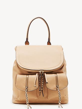 Sole Society Womens Emery Backpack Vegan Leather Buttercream One Size From Sole Society