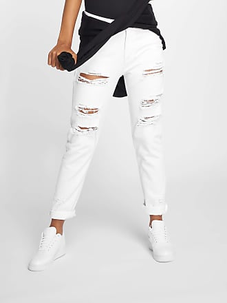 DEF Coral Jeans White