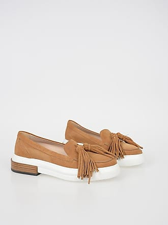 Tod's Suede Leather Loafer size 38,5