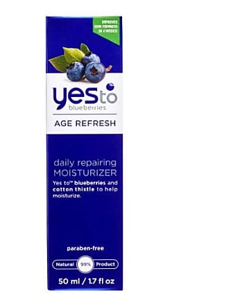 Yes To Yes to Blueberries Age Refresh Daily Repairing Moisturizer, 1.7 Fl Oz