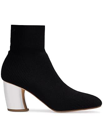 maille Schouler en chaussettes Proenza bottines Noir WwYSRaqa