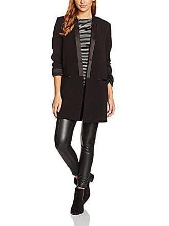 Pepe Jeans London Dina-Blouson-Mancheslongues-Femme-Noir(Black)- b5a8257654bb
