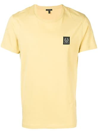 Belstaff Camiseta Throwley - Amarelo