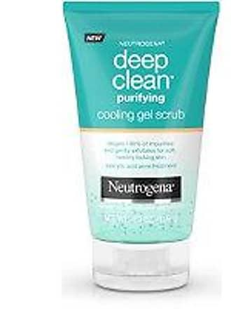 Neutrogena Deep Clean Purifying Cooling Gel Scrub