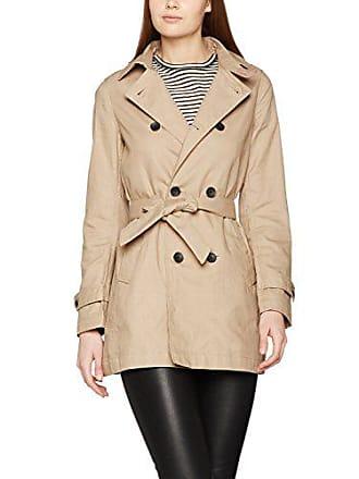 1891773ae75 G-Star Classic Straight Coat WMN Manteau Marron (DK Grasshopper 7167)
