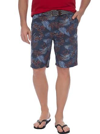 Colombo Bermuda Masculino Azul Estampado 39857 Colombo
