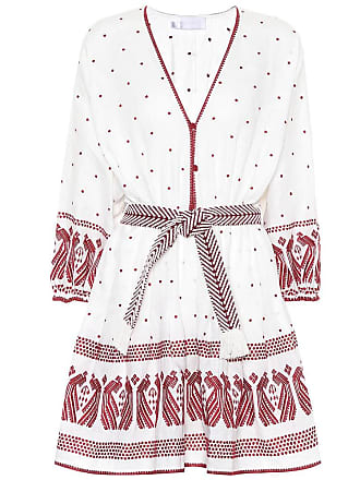 Zimmermann Exclusive to mytheresa.com - embroidered linen dress