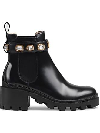 Bottines Gucci pour Femmes   45 Produits   Stylight 41956e621bcf