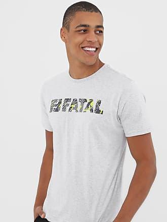 Fatal Surf Camiseta Fatal Logo Cinza