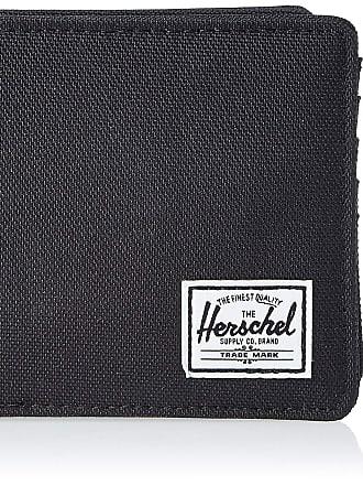 Herschel Herschel Unisex-Adults Hans Coin XL RFID Wallet, Black, One Size
