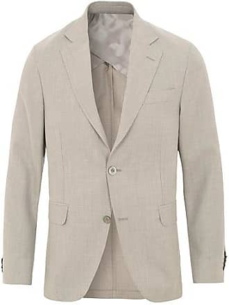 Oscar Jacobson Egel Wool Structure Blazer Light Grey bdef634e884b8